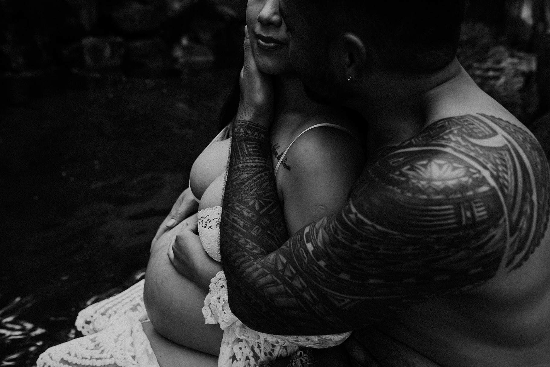 Intimate Pregnancy Session Olinda