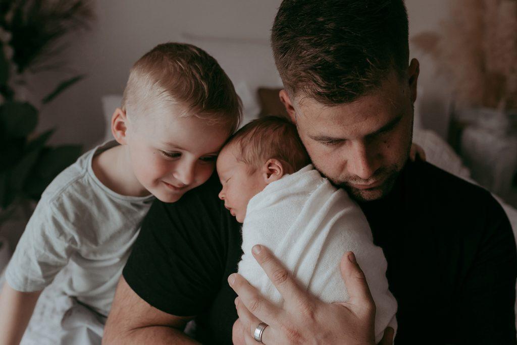 melbourne fatherhood with two baby boys