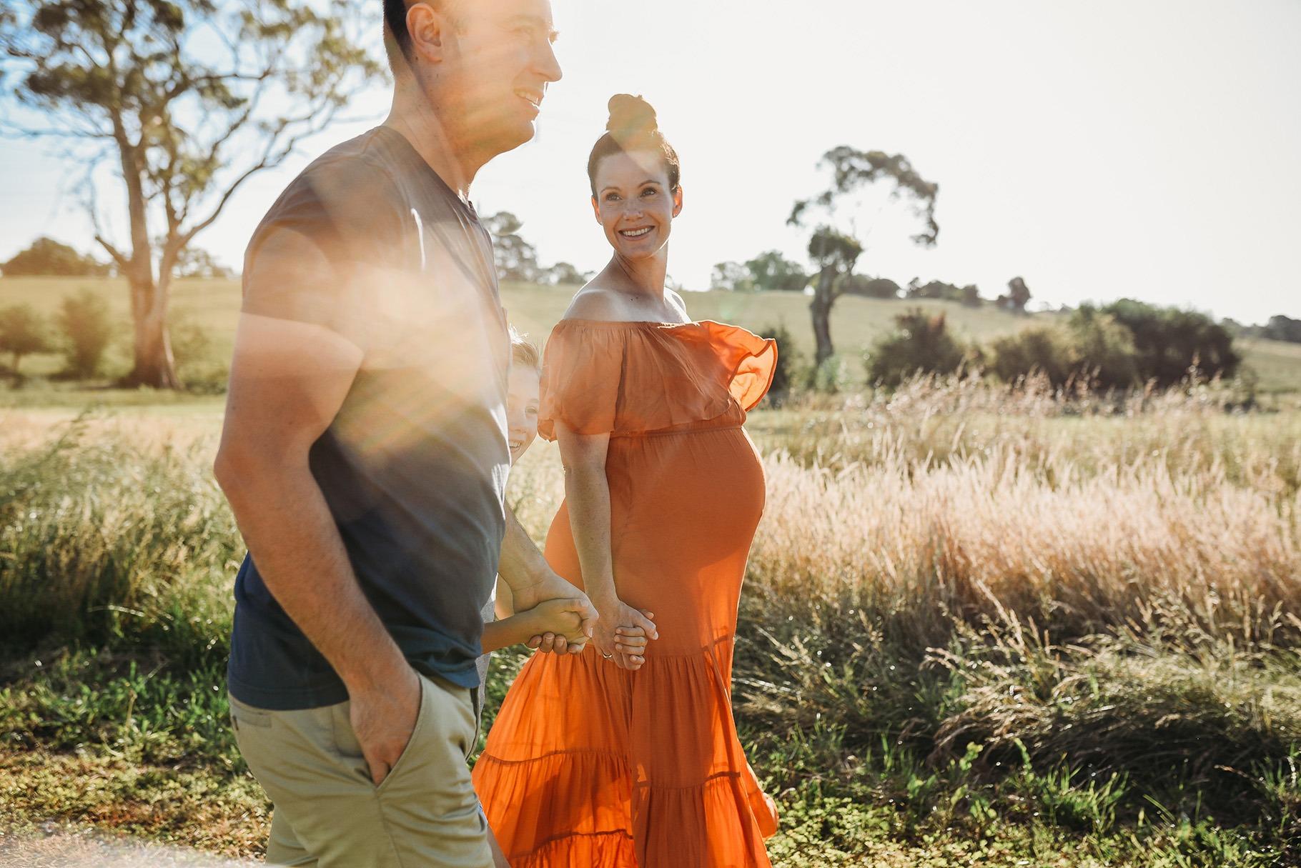 Maternity Portrait Melbourne