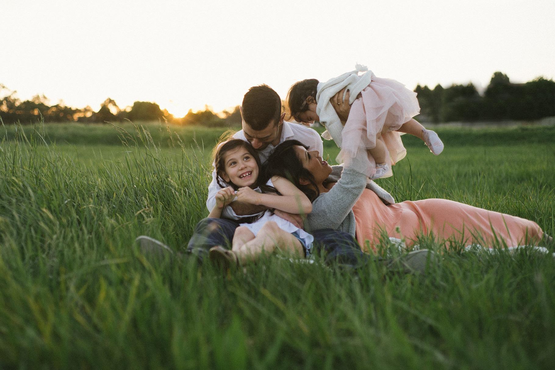 Melbourne Family Portrait Photography