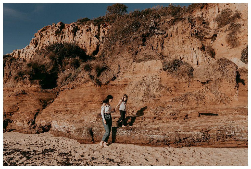 Beach Maternity Photos In Bayside