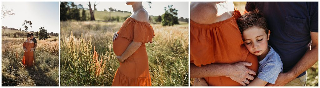 melbourne maternity and family portrait
