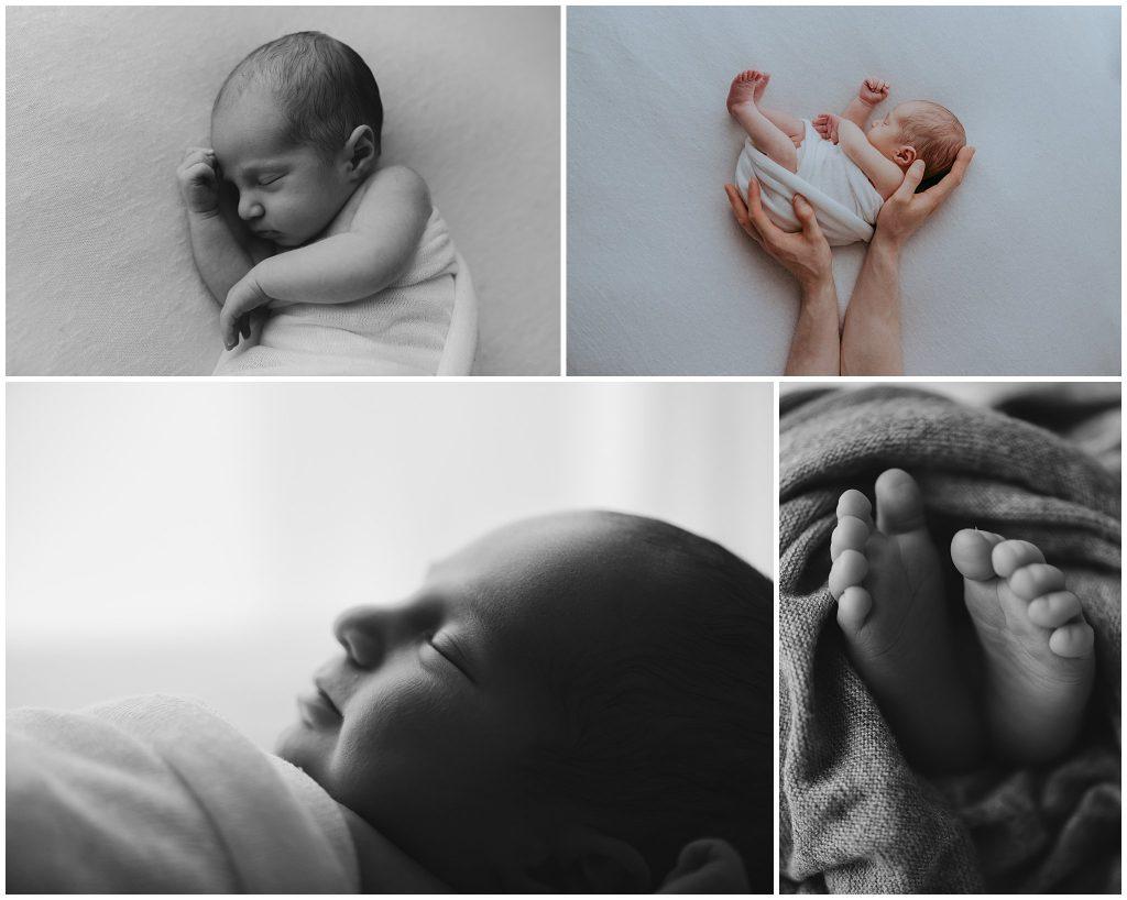 photoshoot newborn baby
