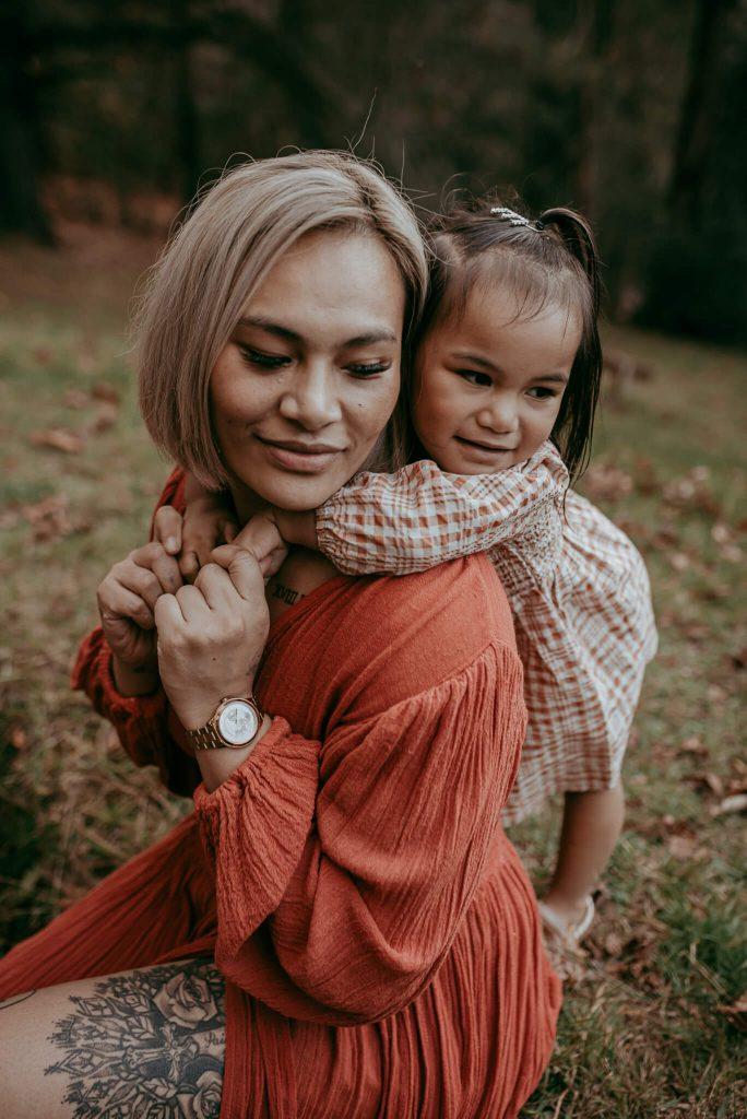 mummy daughter duo photoshoot