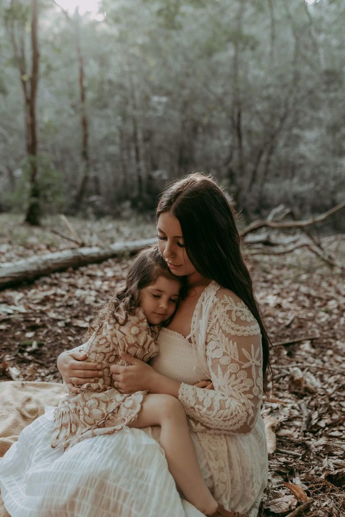 mom and daughter together photos